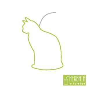 Kot siedzący 2