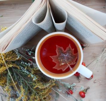 herbata w torebce klon