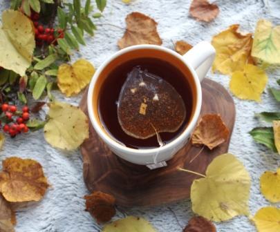 Herbata w torebce lipa