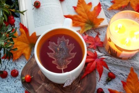herbata w torebce liść