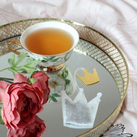 herbata w torebce korona