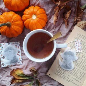herbatka w kształcie liska